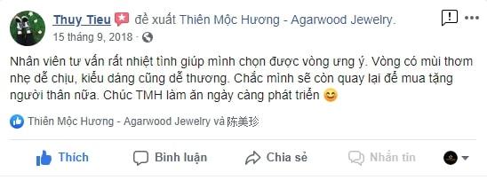 TRầm Hương feedback
