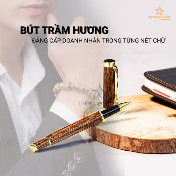 Bút Trầm Hương