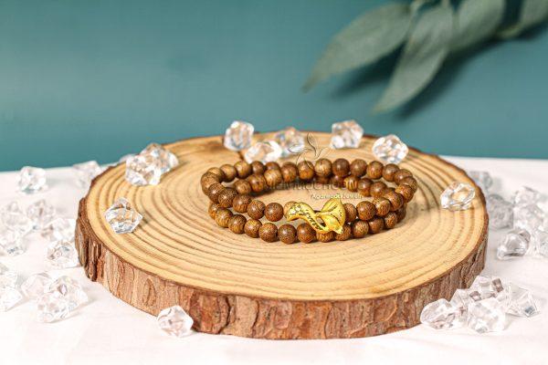 Vòng tay trầm hương Hồ ly công dụng của trầm hương