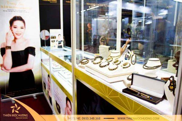 hội chợ triễn lãm trang sức quốc tế Thiên Mộc Hương