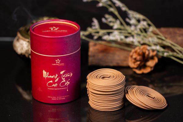 Nhang trầm hương Thiên Mộc Hương có khử trùng được không và phân biệt trầm hương