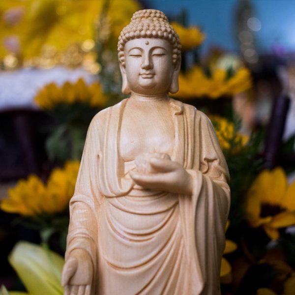 Phật giáo là một phần trong đời sống của người Việt