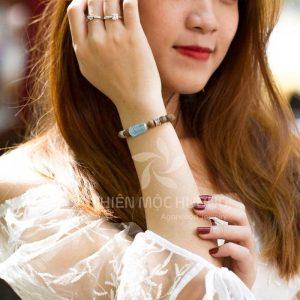 Vòng tay trầm hương Thanh Nguyệt Trầm