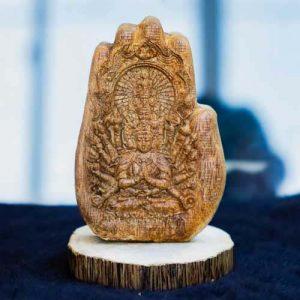 Tượng Phật bản mệnh Trầm Hương