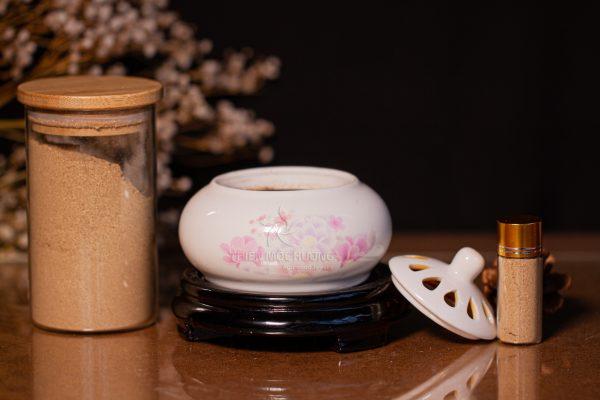 lư điện xông trầm hương - lò xông trầm hương