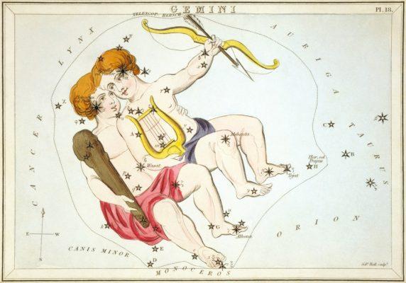 Cung Song Tử hợp với cung gì nhất trong 12 cung hoàng đạo?