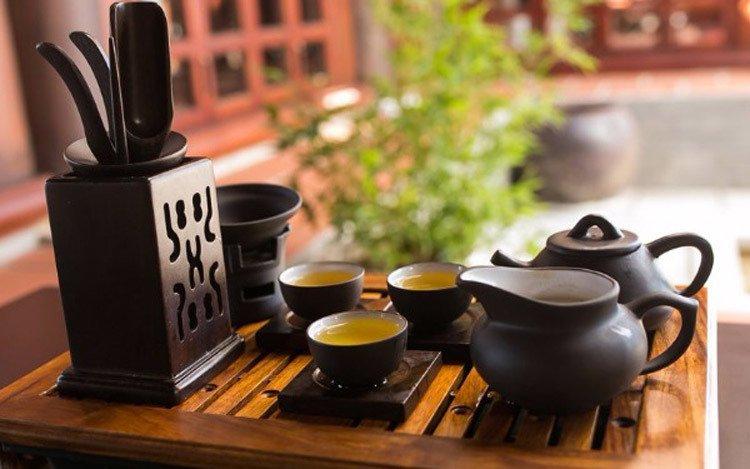 Nét đặc trưng trong nghệ thuật thưởng trà của Trung Hoa và Nhật Bản