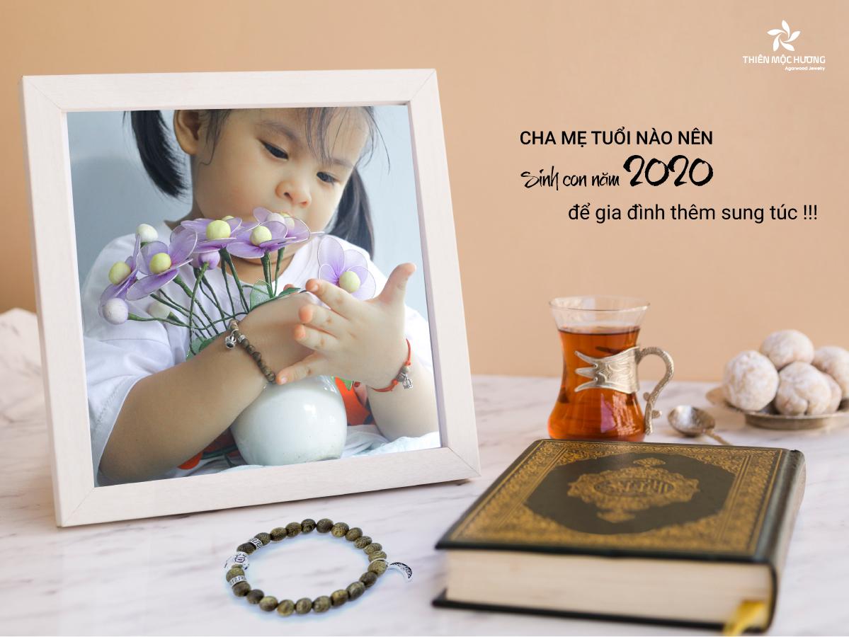 Con cái là món quà quý giá của bố mẹ nên khi sinh con bố mẹ luôn mong muốn con cái hoà hợp với gia đình để ngày càng sung túc!