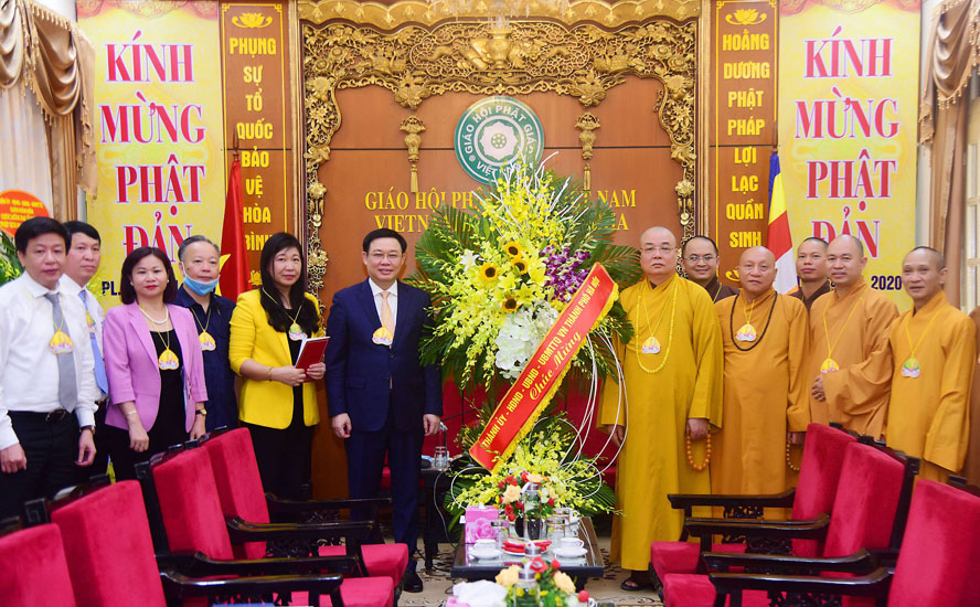 Lễ Phật Đản mùa dịch corona