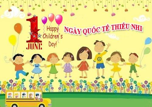 Ngày Quốc Tế Thiếu Nhi 1/6 quà cho bé