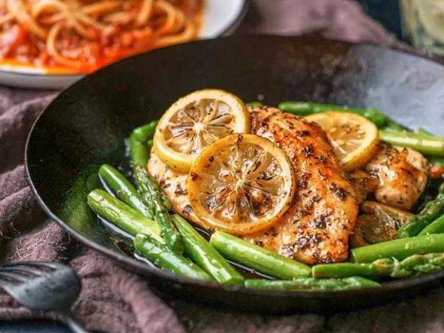 Ức gà- thực phẩm nên ăn để giảm cân