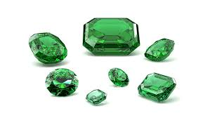 Đá Emerald - Ngọc lục bảo