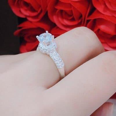 Nhẫn bạc là lựa chọn vô cùng phù hợp đối với người tuổi Mão