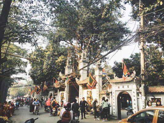 Chùa Hà là địa điểm chùa câu duyên nổi tiếng của Việt Nam