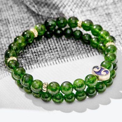 Vòng đá Đá Emerald – Ngọc lục bảo