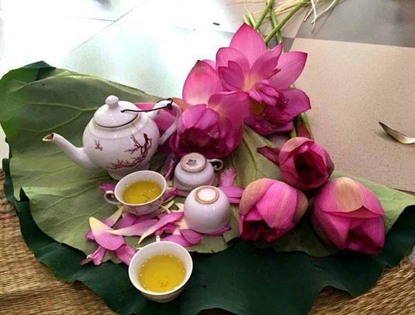 Thưởng trà là gì