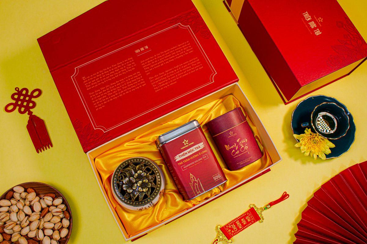 Trà Trầm Hương Thiên Mộc Trà trà trầm hương