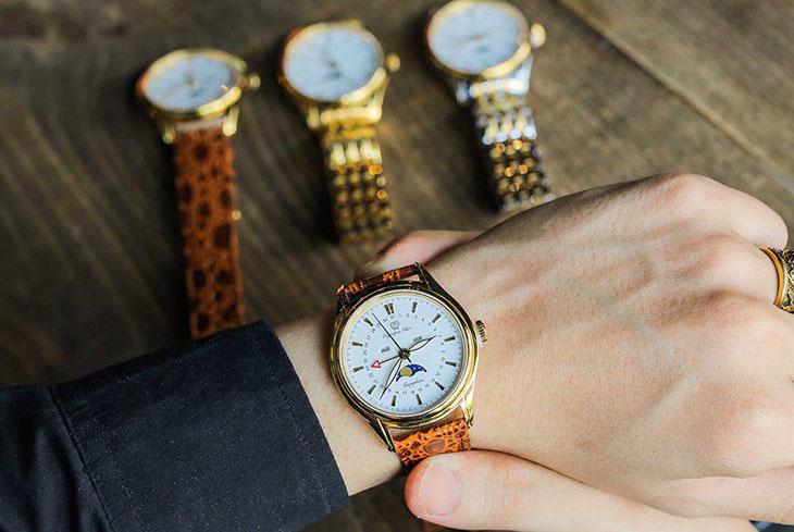 Đặc điểm hoạt động của đồng hồ quartz